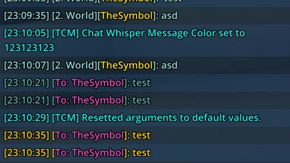 trove how to change chat
